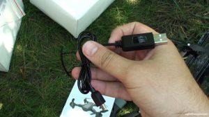Зарядный кабель VISUO XS809HW