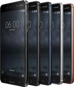 смартфон Nokia 6 - первый смартфон компании на Android