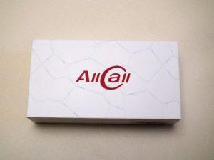 Коробка AllCall Rio
