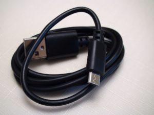 Зарядный кабель microUsb