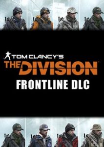 Обложка - Tom Clancy's The Division - Frontline Outfits Pack
