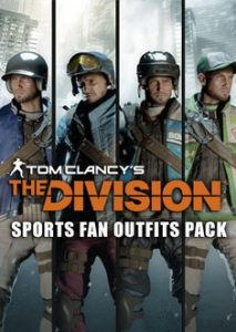 Обложка - Tom Clancy's The Division - Sports Fan Outfit Pack