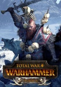 Обложка - Total War: Warhammer - Norsca