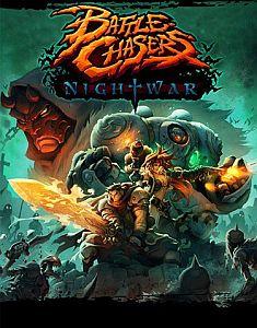 Обложка - Battle Chasers: Nightwar (электронная версия)