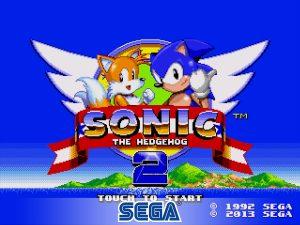Sonic the Hedgehog 2 Classic бесплатно для мобильных устройств