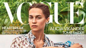 Алисия Викандер Steven Klein/Vogue