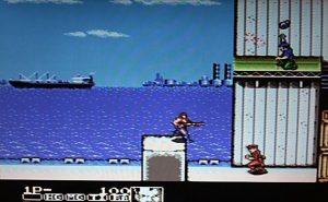 Скриншот из игры Contra 7