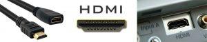Соединение HDMI