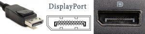 Соединение DisplayPort