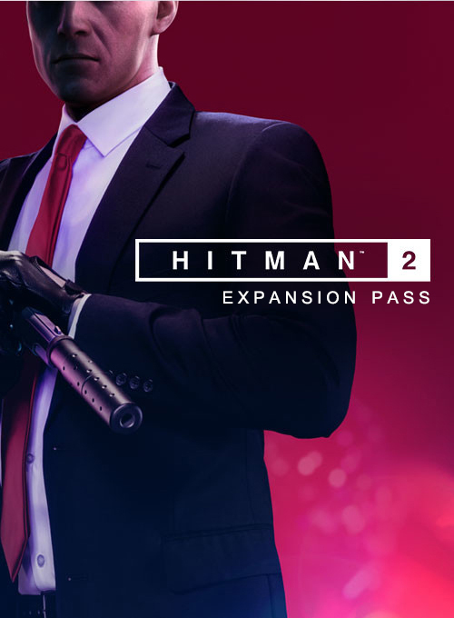 Hitman 2. Expansion Pass. Набор дополнений [PC, Цифровая версия]