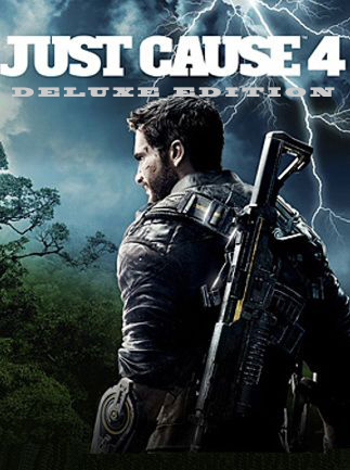 Just Cause 4. Deluxe Edition [PC, Цифровая версия]