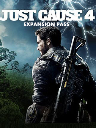 Just Cause 4. Expansion Pass. Дополнение [PC, Цифровая версия]