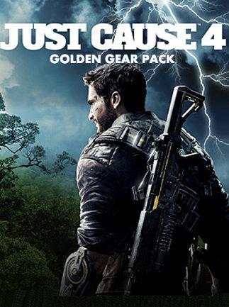 Just Cause 4. Golden Gear Pack. Дополнение [PC, Цифровая версия]