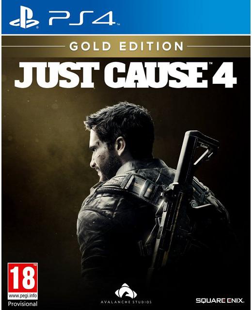 Just Cause 4. Золотое издание [PS4]