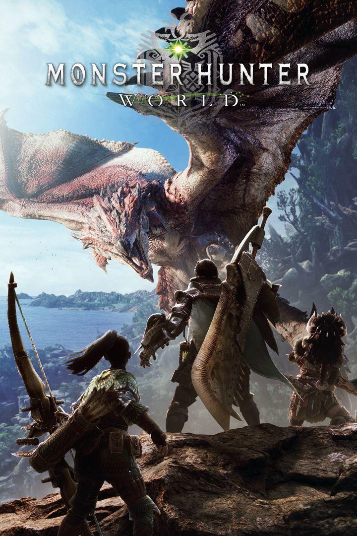 Monster Hunter: World. Digital Deluxe [PC, Цифровая версия]