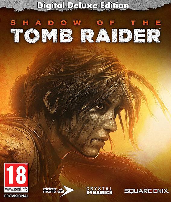 Shadow of the Tomb Raider. Digital Deluxe Edition [PC, Цифровая версия] (Цифровая версия)