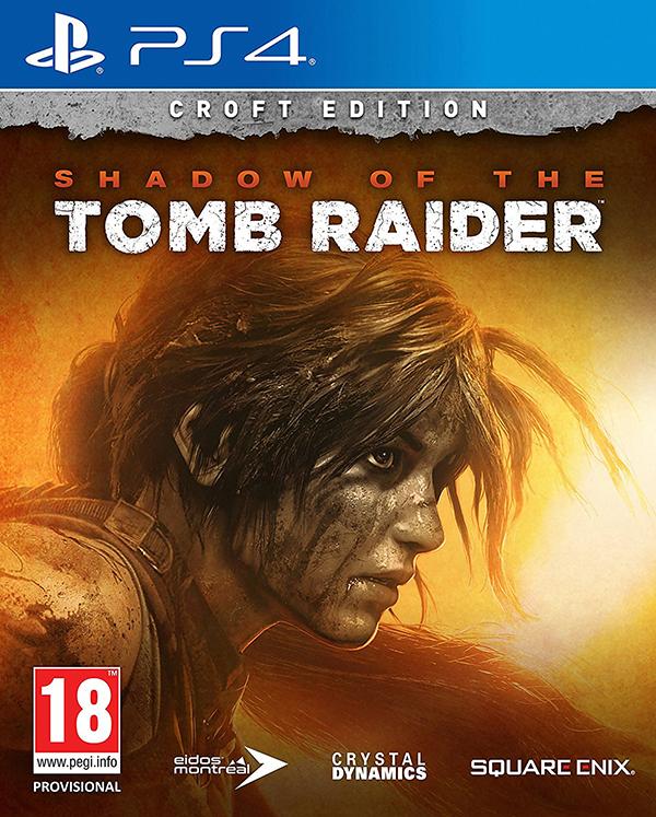 Shadow of the Tomb Raider. Издание Croft [PS4]