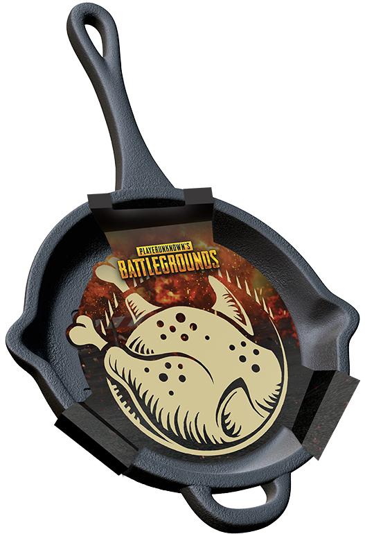 Сковорода из игры PlayerUnknown's Battlegrounds