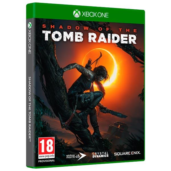 Видеоигра для Xbox One . Shadow of the Tomb Raider