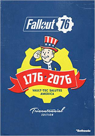 Fallout 76. Tricentennial Edition [PC, Цифровая версия]