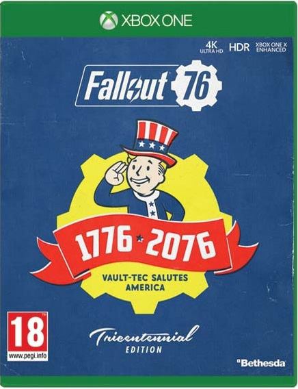 Fallout 76. Tricentennial Edition [Xbox One]