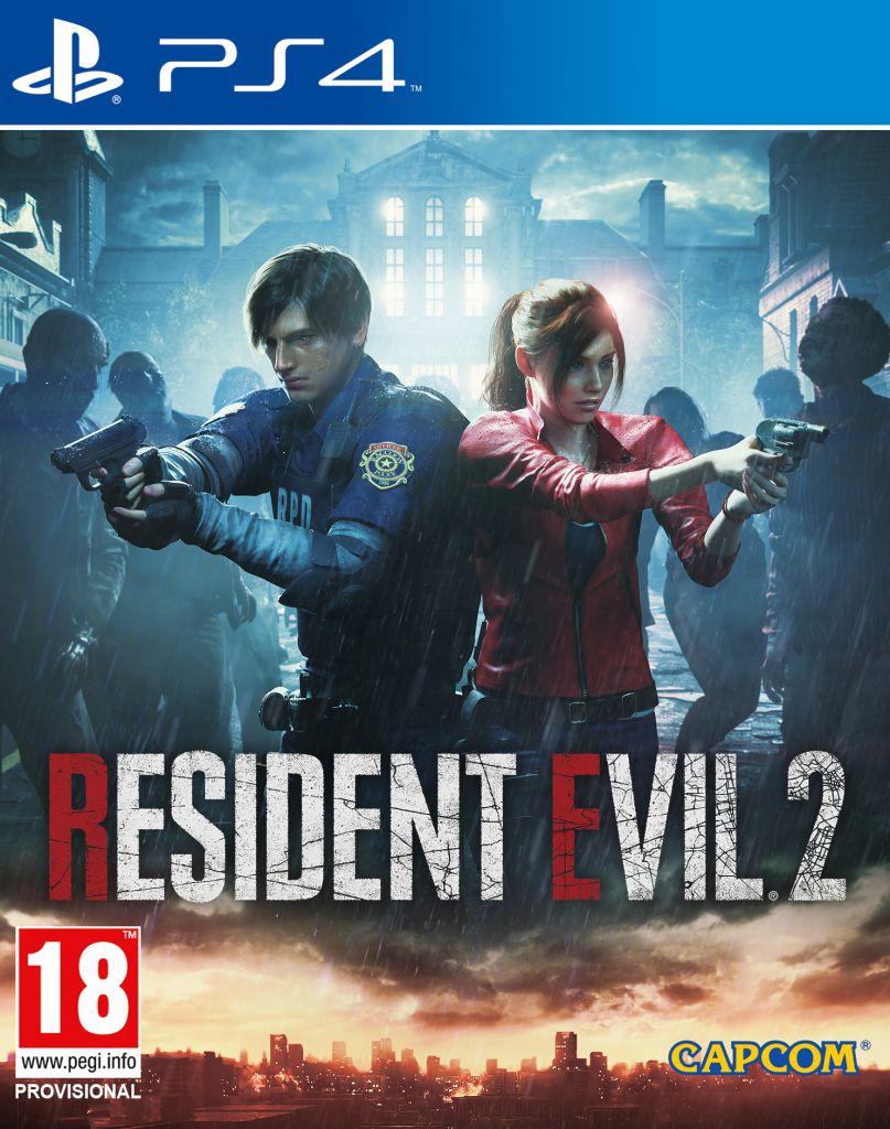 Resident Evil 2: Remake [PS4]