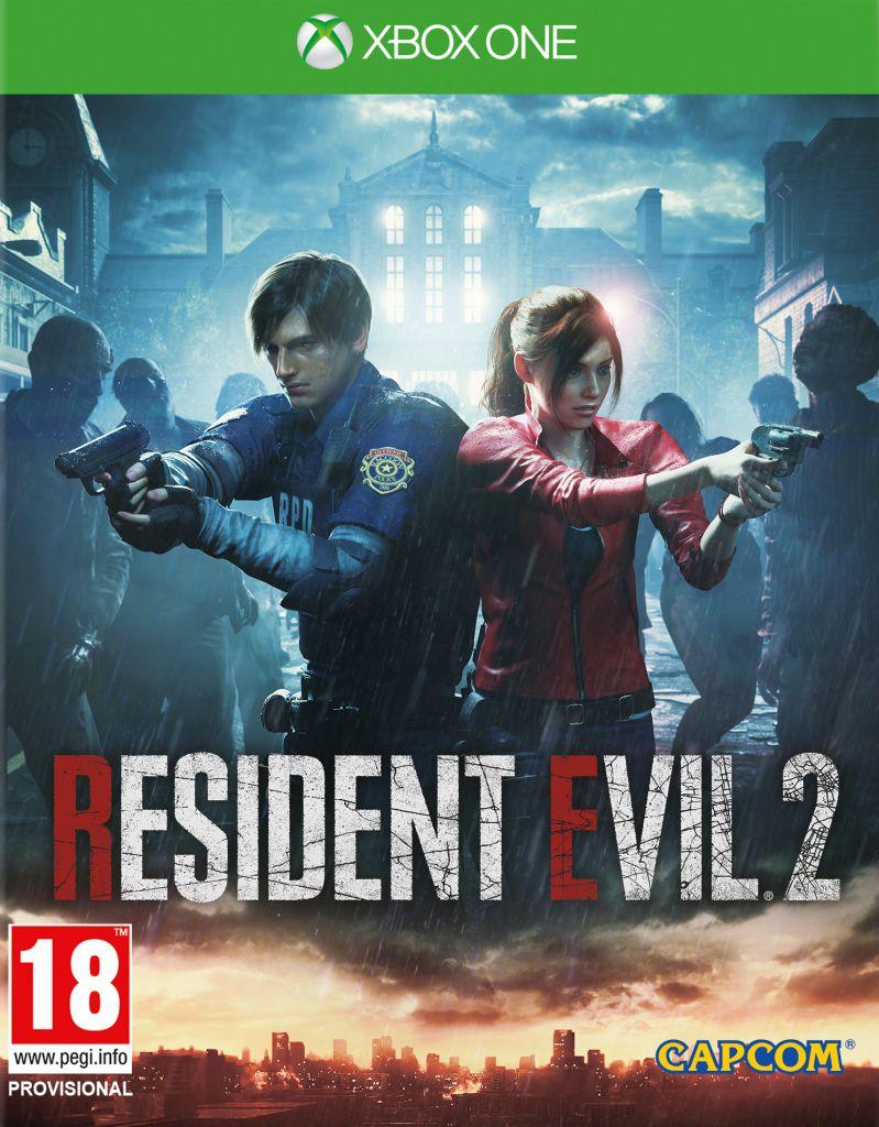 Resident Evil 2: Remake [Xbox One]