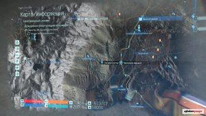 Метеостанция на карте