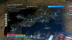 Карта Столичного узла